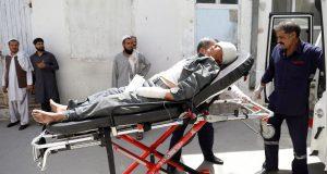 SNAŽNA EKSPLOZIJA NA SVADBI OZLIJEDILA NAJMANJE 20 LJUDI Više desetaka ranjenih civila završilo u bolnici, zasad nitko nije preuzeo odgovornost