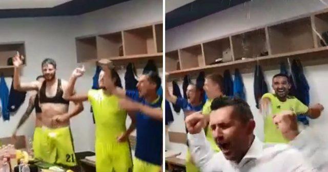 Pogledajte slavlje Dinama nakon velike pobjede nad Ferencvarošom...