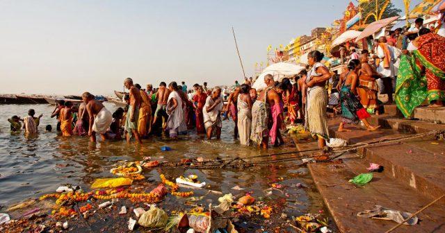 Stručnjaci će pratiti kuda odlazi plastika iz Gangesa