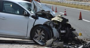 Automobilom se zabio u vozilo HAC-a, radnik završio u bolnici