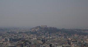 Gusti dim nad Atenom: Požari bijesne u čak četiri grčke regije