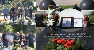 Šest mjeseci od smrti: Obitelj i prijatelji odali počast Šauliću...