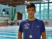 Franko Grgić svjetski juniorski prvak na 800 metara slobodno