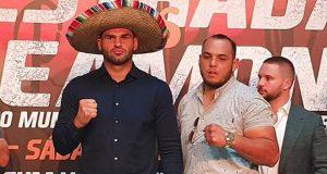 LIVE PRIJENOS Filip Hrgović - Mario Heredia, boks, uživo iz Meksika, stream