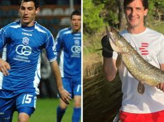 Stoper Varaždina Nikola Tkalčić lovi ribe: Lovio sam i kapitalce od 10 kg