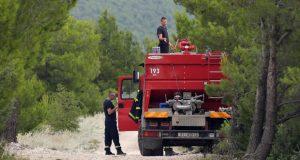Dvije Francuskinje ozlijeđene u požaru u Milini na Braču