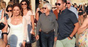 Bernie i bivša spajsica šetali su Dubrovnikom sa supružnicima