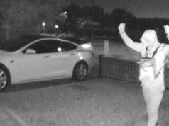 Nestali za 30 sekundi: Ukrali Teslu, uhvaćeni na kamerama