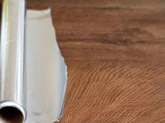 Odlični trikovi s aluminijskom folijom za glačanje, čišćenje...
