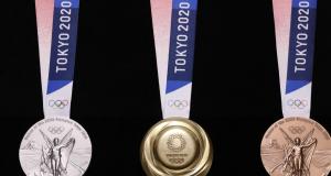 IDEJA ZA SVAKU POHVALU Medalje za OI u Tokiju izrađene su od recikliranih mobitela