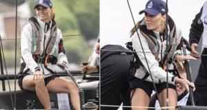 Krši kraljevska pravila: Kate je navukla hlačice i pokazala noge