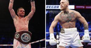 McGregor će ponovno boksati protiv prvaka Irske