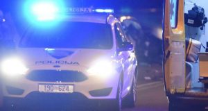 Nesreća u Slavonskom Brodu: Motociklist je smrtno stradao...