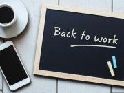 Par savjeta za preživljavanje nakon povratka s godišnjeg na posao