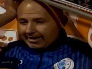 Video, Tuzla City - Zrinjski Mostar (0-0): Reklamni zid, baner, pao treneru Tuzle na glavu