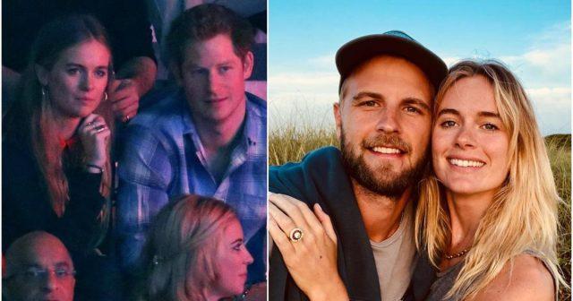 Ponovno je 'pala' na Harryja: Bivša prinčeva cura se zaručila