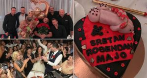 Šuput proslavila 40. rođendan: Na poklon dobila posebnu tortu
