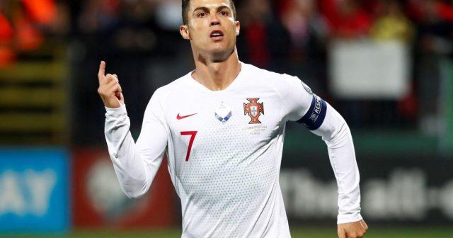 Cristiano Ronaldo zabio 40. reprezentaciji