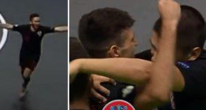 Hrvatska - Ukrajina 3-1: Hrvatski futsal reprezentativci u polufinalu EP-a do 19 godina