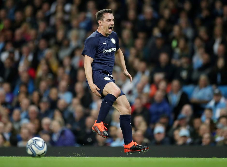 Vincent Kompany's Testimonial - Manchester City Legends v Premier League All-Stars | Autor: Carl Recine/REUTERS/PIXSELL/REUTERS/PIXSELL