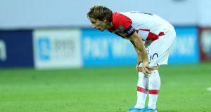 Luka Modrić ozlijedio aduktor na utakmici Azerbajdžan - Hrvatska, pauzirat će oko dva tjedna