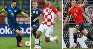 Dinamovci zabijali u reprezentacijama | 24sata