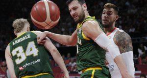 Španjolska - Australija 95-88; Luc Longley o porazu: Košarkaški bogovi ljube Španjolce u k***c