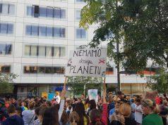 Uz povike 'Eko - ne ego' i Hrvati su prosvjedovali za klimu!