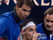 Federer i Nadal davali su upute Fogniniju