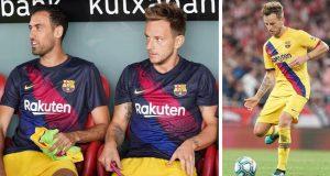 Barcelona je u dugovima, Rakitić je pred odlaskom