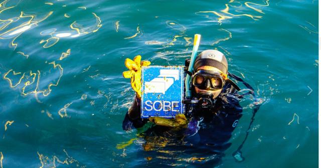 Iz podmorja kod Krila Jesenice izvađena 32 kubna metra otpada