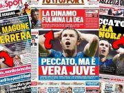"Dinamo - Atalanta 4-0, talijanski mediji: Dinamo je zgromio ""božicu"", Olmo je divlji klinac, Bjelica za medalju"