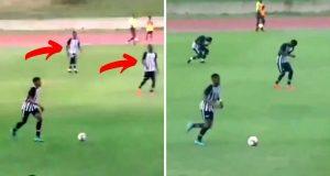 VIDEO Munja udarila nogometaše tijekom na Jamajci