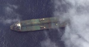 'Iranski tanker istovario teret na sredozemnoj obali...'