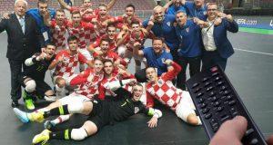 UŽIVO LIVE finale Europsko prvenstvo u futsalu, Hrvatska Španjolska
