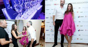 Goran proslavio 48. rođendan, Nives zasjala u lepršavoj haljini