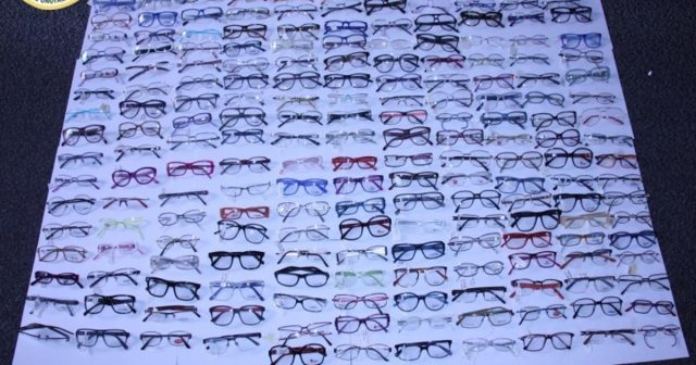 Hrvat u Srbiju htio krijumčariti naočale vrijedne 5000 eura