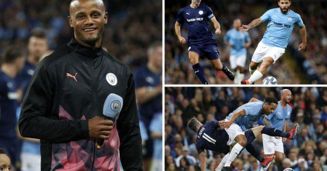 Oproštaj Vincenta Kompanyja od Manchester Cityja
