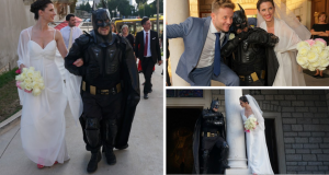 Ovako izgleda vjenčanje u Puli: Batman dopratio mladenku do oltara
