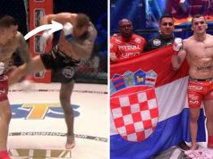 Roberto Soldić pobijedio Michala Pietrzaka, KSW 50 u Londonu, MMA