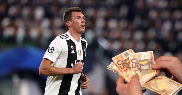 Mario Mandžukić među deset najplaćenijih igrača u Serie A