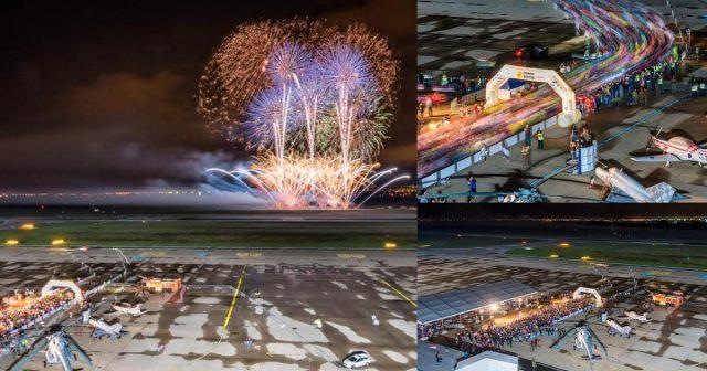 Utrka 00:24 slikana i iz zraka: Pogledajte spektakularne fotke