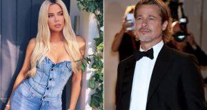 Kanye ima plan, Kardashianki u crkvi želi namjestiti Brad Pitta