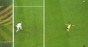 Jeli Borussia oštećena protiv Barcelone?