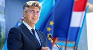 DOVRŠENA 120 MILIJUNA KUNA VRIJEDNA ISTOČNA VINKOVAČKE OBILAZNICA Plenković: 'U Projekt Slavonija, Baranja i Srijem uložili smo 11 milijardi kuna'