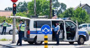 TEŠKA PROMETNA NESREĆA U ŠIBENIKU Došlo je do silovitog sudara dva automobila, više je osoba ozlijeđeno