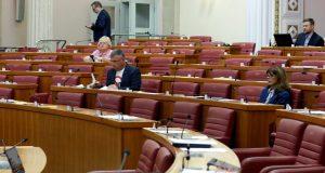NEDOSTATAK KVORUMA U SABORU Nije odlučeno ulazi li Lovro Kuščević u Odbor za zakonodavstvo