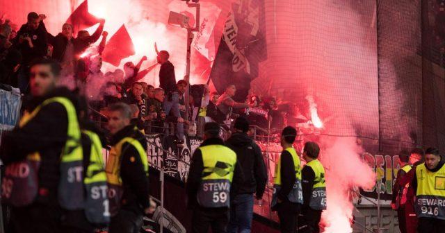 Lazio je kažnjen zbog rasizma...
