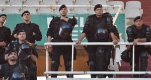 Neviđene mjere sigurnosti prije utakmice Hrvatske na Poljudu