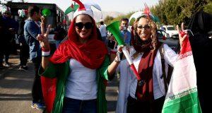 Ispisale povijest: Iranke nakon 40 godina opet stale na tribine!